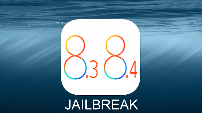 iOS 8.3 and iOS 8.4 jailbreak