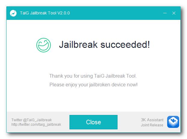 Jailbreak iOS 8.3版
