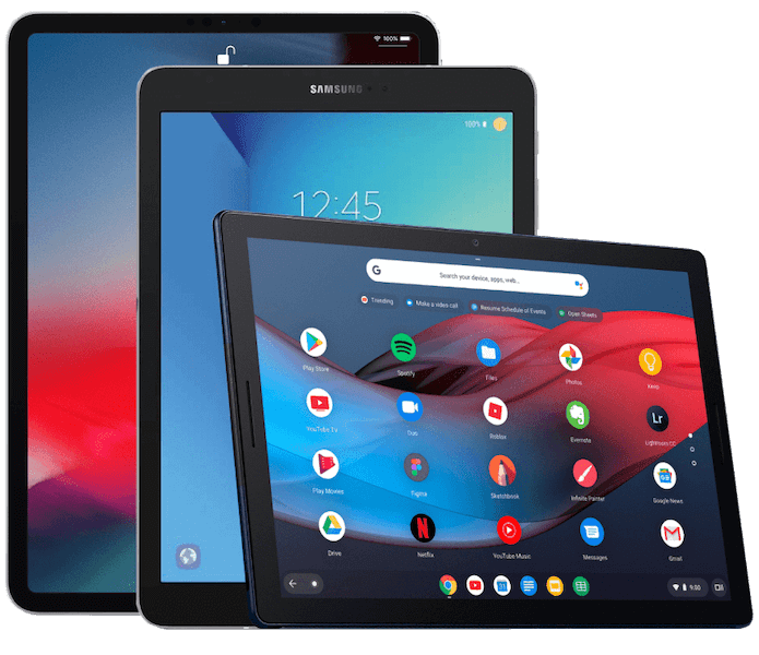 Android Tablet Шпионское приложение