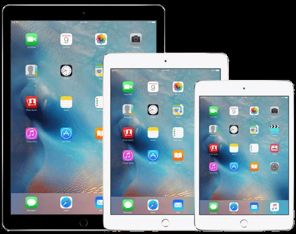 iPad स्पाई ऐप