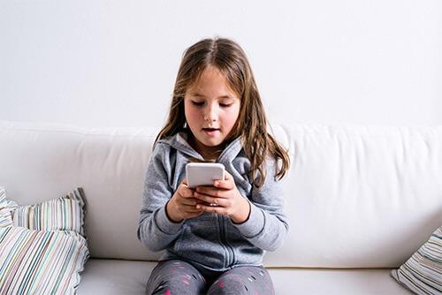 短信追踪器的孩子